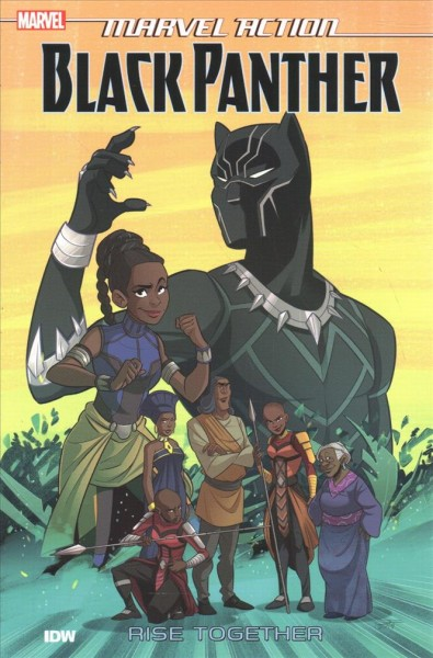 Black Panther: Rise Together