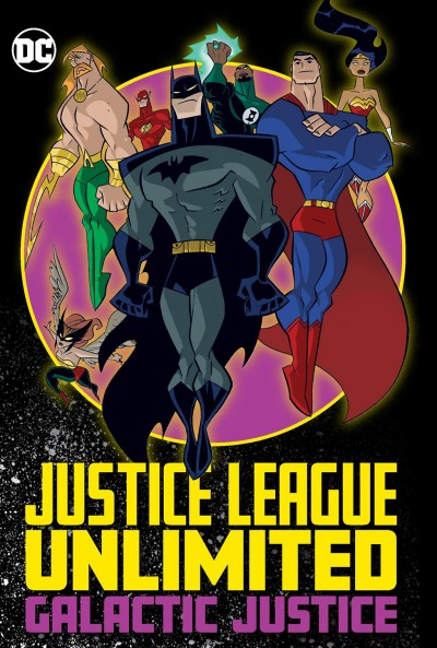 Justic League Unlimited: Galactic Justice