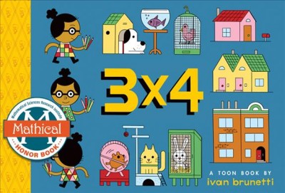 3x4 three times four with Annemarie : ca Toon book