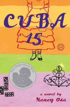 "book cover ""Cuba 15"" by Nancy Osa"