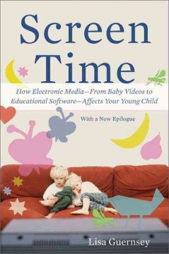 cover to Screen Time