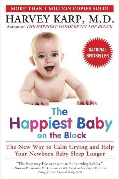 cover to The Happiest Baby on the Block