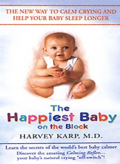 cover to The Happiest Baby on the Block DVD