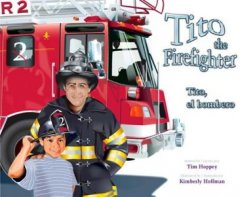 cover to Tito, the Firefighter