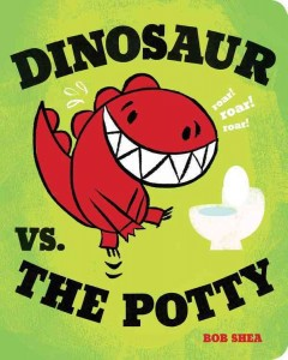 cover to Dinosaur vs. the Potty
