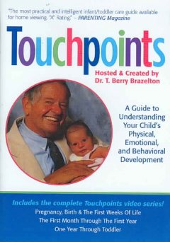 cover to Touchpoints DVD