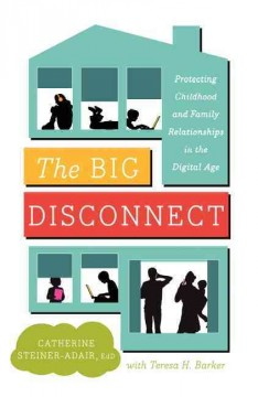 cover to The Big Disconnect