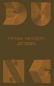 "Cover of ""Dune"" by Frank Herbert"