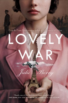 """The cover of """"Lovely War"""""""