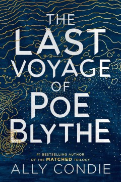The Last Voyage of Poe Blythe book cover