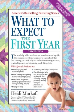 cover to What to Expect the First Year