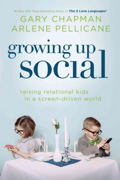 cover to Growing Up Social