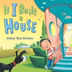 book cover: If I Built A House