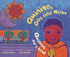 cover to Quinito, Day and Night