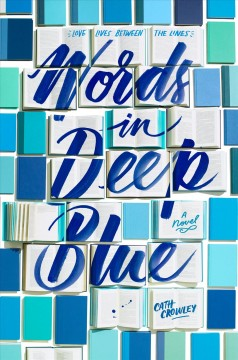 Words in Deep Blue book cover