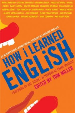 cover to How I Learned English