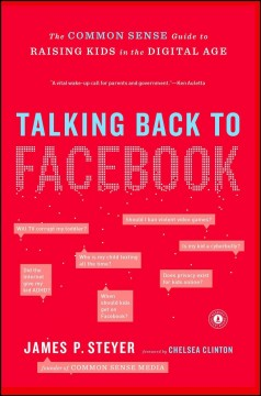 cover to Talking Back to Facebook
