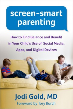cover to Screen-smart Parenting