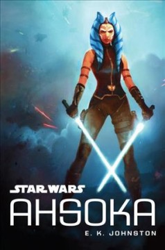 cover of ahsoka