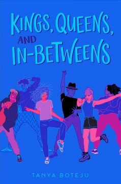 Kings, Queens and In-Betweens book cover