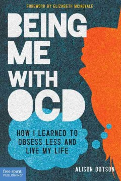 Being Me with OCD book cover