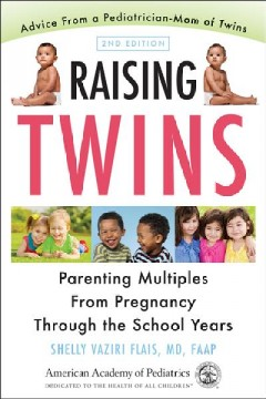 cover to Raising Twins