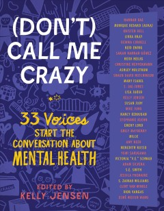 (Don't) Call Me Crazy book cover