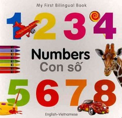 cover to Numbers = Con số :English-Vietnamese