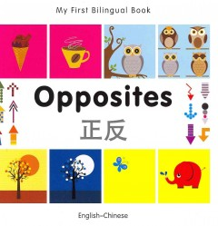 cover to Opposites = Zheng fan