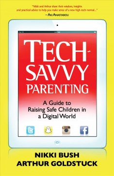 cover to Tech-Savvy Parenting