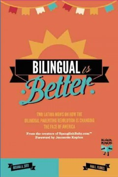 cover to Bilingual is Better