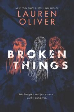Broken Things book cover