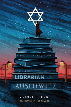 The Librarian of Auschwitz book cover