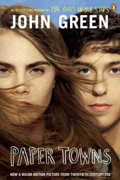Paper Towns book cover