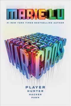 Warcross book cover