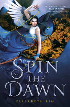 Spin the Dawn book cover
