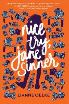 Nice Try, Jane Sinner book cover