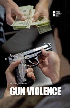 Gun Violence book cover