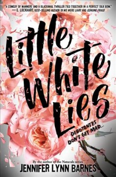 Little White Lies book cover