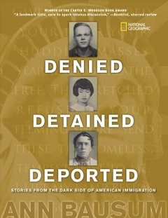Denied Detained Deported book cover
