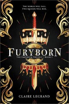Furyborn book cover