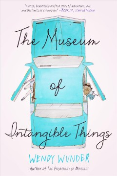 The Museum of Intangible Things book cover