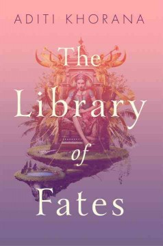 The Library of Fates book cover