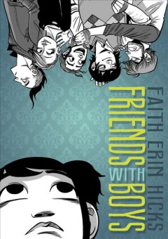 Friends With Boys book cover