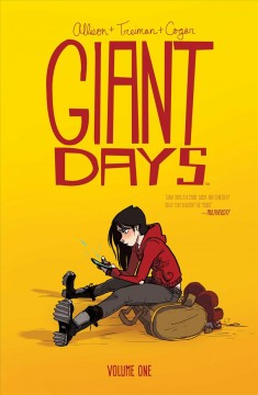 Giant Days book cover