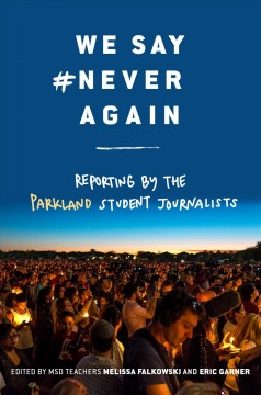 We Say #Never Again book cover